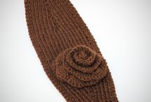 HEADBANDS / KNIT OR CROCHET / by Angelic Too