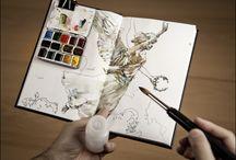 Making Art - Watercolor