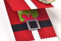 Xmas Cards n Gift Holders