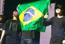 BTS - The Wings Tour In São Paulo, Brazil