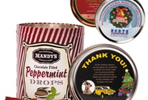 Customized candy cans / Get customized candy cans for your brand http://bit.ly/AkUM9b