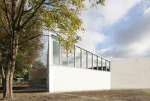Fassaden schule library andere / Architektur Fassade