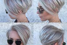 haarkleur & kapsels