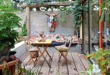 Terasse & Garden