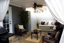 Outdoor Spaces / by Amanda Morris