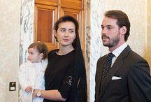 Prince Felix & Princess Claire