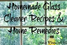 Home cleaner remedies