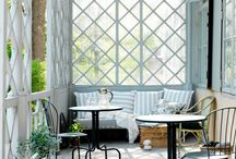 Dream Porches and Patios / by Catherine Wood