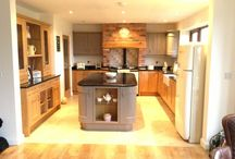 Our finished Kitchens