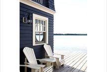 Hamptons  / Inspirasjon fra New England-stilen og andre fine sommersteder
