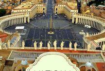Vatikan staden reise tips