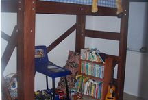 Customer Photos / Pictures of loft beds and bunkbeds that our customers have built and submitted for our customer photo gallery: http://oploftbed.net/photo-gallery/.