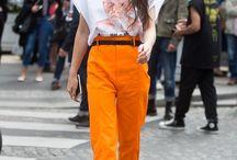 Pantalons colorés / colored pants