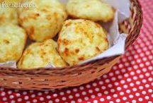 Pães, Tortas Salgadas, Cookies  e Biscoitos