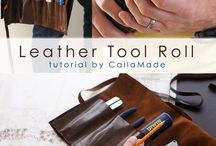 Leather Craft / All things leather tools, crafts, moulds, etc