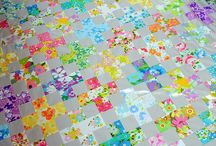 Quilts 7 / patchwork and quiltwork in various styles and technics; patterns, tips, many inspirations