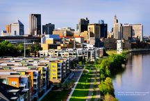 St. Paul, Minn. It is where I live. / by Julio Ojeda-Zapata