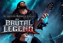 Brutal Legend (gameplay)