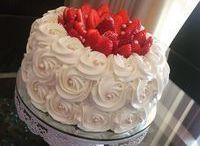 bolos confeitado