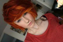 Hair / by Kirsten