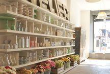 My Imaginary Yarn Store / Yarn displays and storage ideas