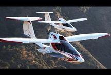 Aircraft: Airplane Light Sport / Airplane Light Sport Aircraft (LSA)