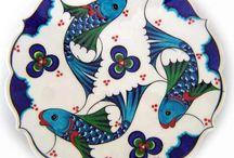 türk çini motifleri