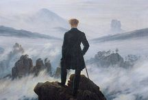 Caspar David Friedrich / My favourite painter