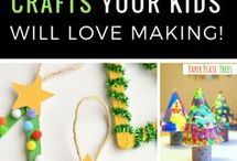 Seasonal Children's Crafts