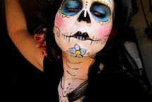 Day of the Dead Makeup & Costumes