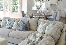 COASTAL / Light and breezy interiors.