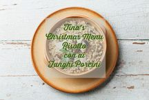 Christmas Menu / All the delicious dishes I create for Christmas.
