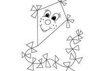Preschool materials / školka
