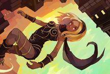 RPG Charaktere & Sprüche
