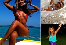 Beyonce body / Fitness hourglass shape