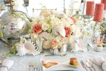 Wedding Khoncepts - Beach and Seashells Wedding Theme / I love the beach and should I ever remarry, it will be a elegantly fun beach theme wedding.