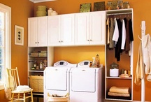 Laundry Room / by Gwen Billman