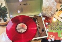 Musica -Vinyl,Record player..