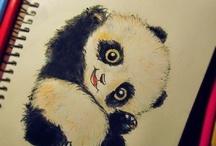 Cute Pandas ^.^