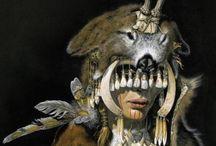 concept || Various shamans