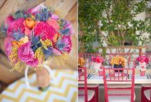 Wedding Color: Pink / Pink I Pembe
