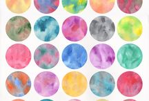 Watercolor examples