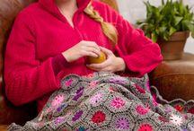 Crocheting & Knitting / by Deborah James McMullen