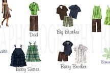 Clothing Ideas for Families