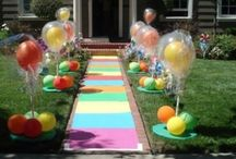 Party ideas/theme/food/games all ages / by JoJo Martin