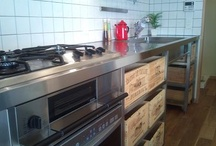 interior -Kitchen-