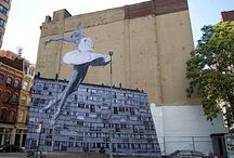 World of Urban Art : JR  [France]