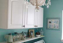 Laundry room inspiration  / by Jenny Lynn