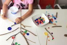 Hobbyideer barn
