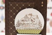 Cards - Christmas Lodge